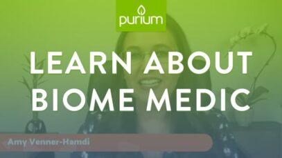32. Introducing Purium's Biome Medic detoxification product (17:22)