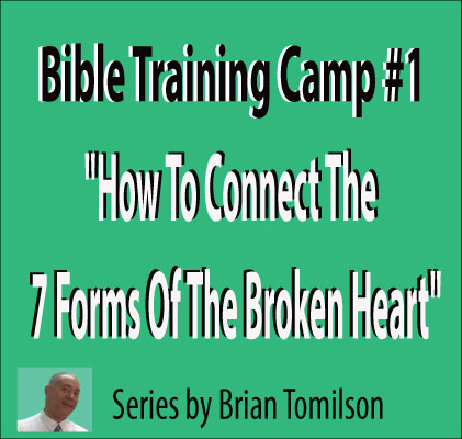 Bible Training Camp #1